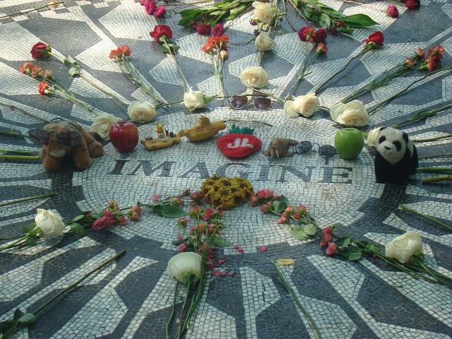 Memoriale Lennon