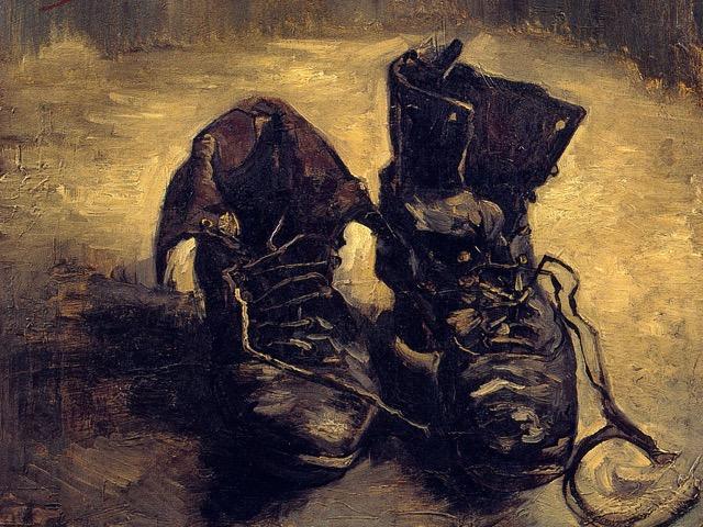 Scarpe Van Gogh